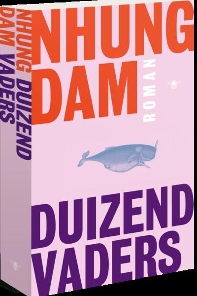 Nhung Dam   schrijfster duizend vaders
